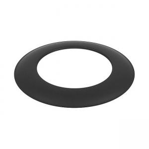 DARCO Rozeta czarna ROZ200-CZ fi fi 200 mm