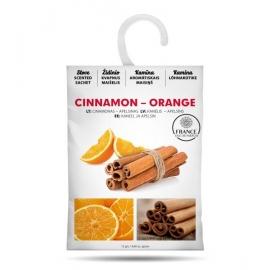 Zapachowe saszetki kominkowe HANSA - Cynamom-pomarańcza
