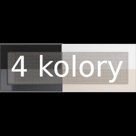 Kratka wentylacyjna 17x49 różne kolory