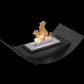 Biokominek wolnostojący BIOMISA mini czarny