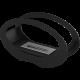 Biokominek wolnostojący ECHO czarny