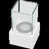 Biokominek wolnostojący TANGO 1 biały