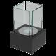 Biokominek wolnostojący TANGO 1 czarny