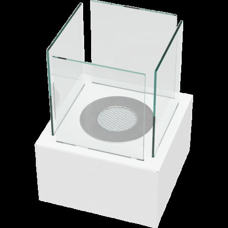 Biokominek wolnostojący TANGO 2 biały