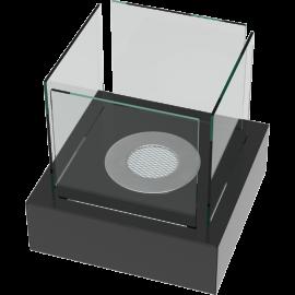 Biokominek wolnostojący TANGO 3 czarny