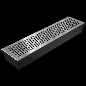 Kratka podłogowa FLOOR szlifowana 9x40