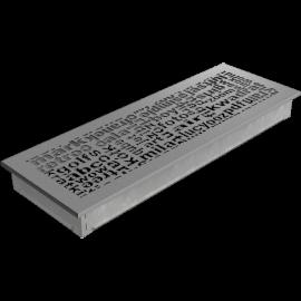 Kratka ozdobna ABC granito 17x49