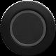 Kratka okrągła czarna fi 125