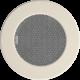 Kratka okrągła kremowa fi 100