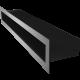 Kratka TUNEL szlifowany 6x40