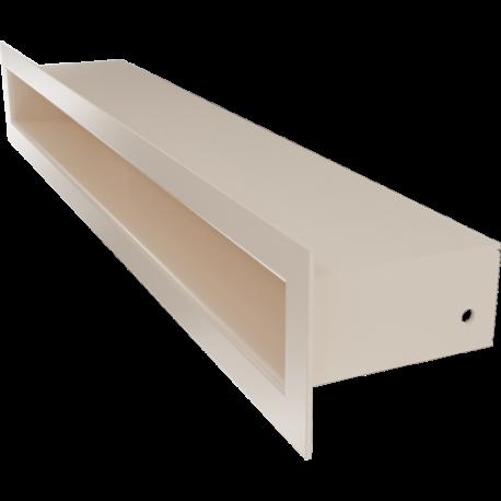 Kratka TUNEL kremowy 6x40