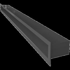 Kratka TUNEL grafitowy 6x100