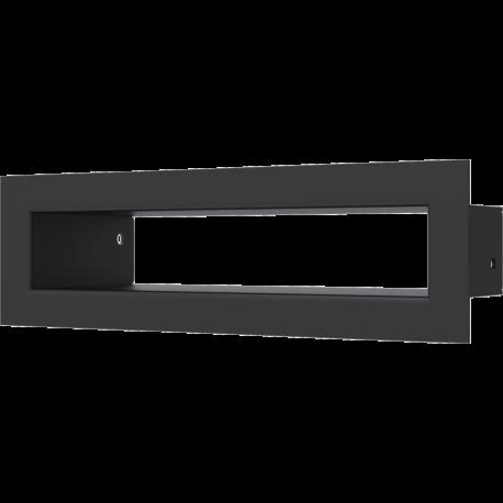 Kratka TUNEL czarny 6x20