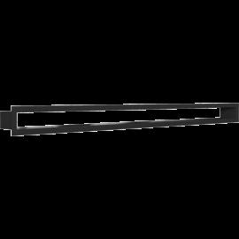 Kratka TUNEL czarny 6x100
