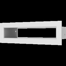 Kratka TUNEL biały 6x20