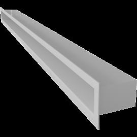 Kratka TUNEL biały 6x100