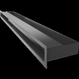 Kratka LUFT czarny 6x100