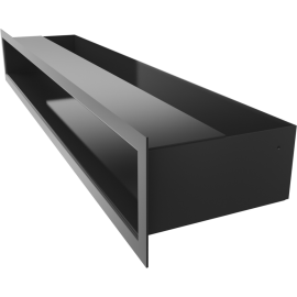 Kratki LUFT czarny 9x60