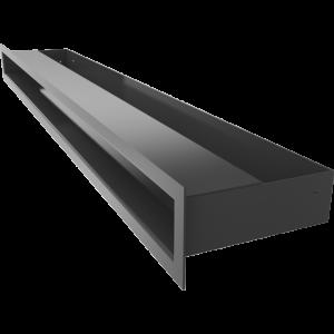 Kratka LUFT czarny 9x80