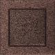 Kratka miedziana 17x17
