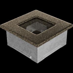 Kratka czarno złota 11x17