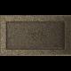 Kratka czarno złota 17x30
