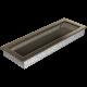 Kratka czarno złota 17x49