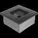 Kratka czarno srebrna 11x11