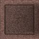 Kratka miedziana 22x22