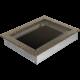 Kratka czarno-złota 22x30