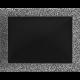 Kratka czarno-srebrna 22x30