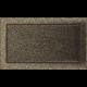 Kratka czarno-złota 22x37