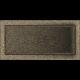 Kratka czarno-złota 22x45