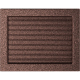 Kratka miedziana z żaluzją 22x30