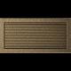 Kratka czarno-złota z żaluzją 22x45