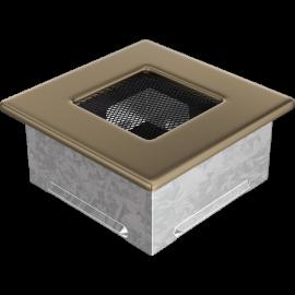 Kratka złoto galwaniczne 11x11