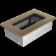 Kratka złoto galwaniczne 11x17