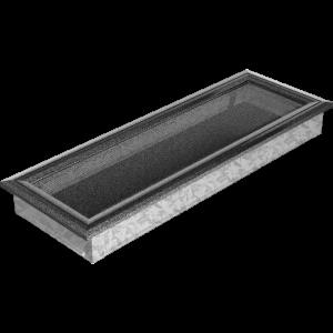 Kratka Oskar czarno-srebrna 17x49