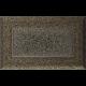 Kratka Oskar czarno-złota 11x17