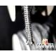 Hermetic Uszczelka szklana sznur do kominka fi 6mm
