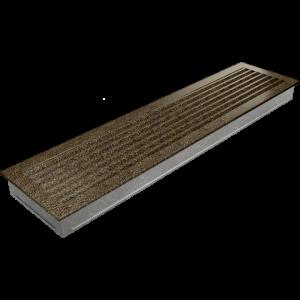 Kratka FRESH czarno-złota 17x70