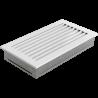 Kratka FRESH biała 17x30
