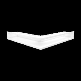 LUFT narożny biały 56x56x9