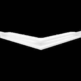 LUFT narożny biały 56x56x6