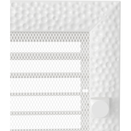 Kratka Venus biała z żaluzją 22x45