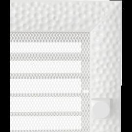 Kratka Venus biała z żaluzją 22x22