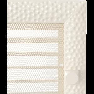 Kratka Venus kremowa z żaluzją 22x22