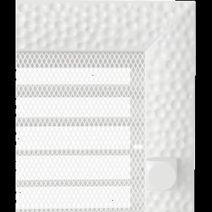 Kratka Venus biała z żaluzją 17x49