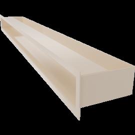 Kratka LUFT kremowy 9x100