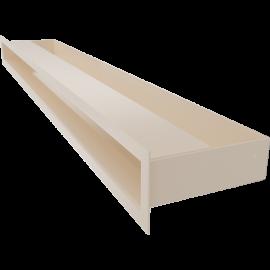 Kratka LUFT kremowy 6x80